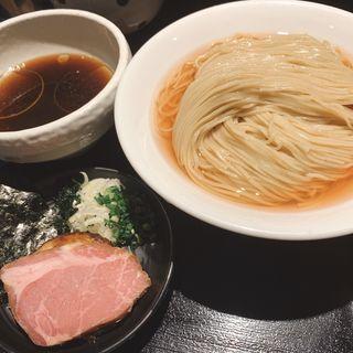 伊勢海老ほそつけ麺大盛り(つけ麺一燈 (ツケメンイットウ))