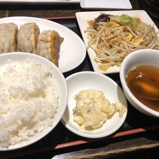 元祖恵比寿餃子ランチ(大豊記 本館 )