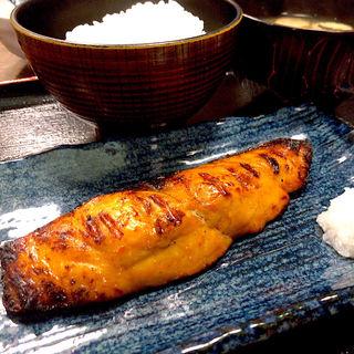 ぶり定食(七郷屋 (しちごうや))