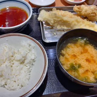天ぷら定食(まきの センタープラザ店 )