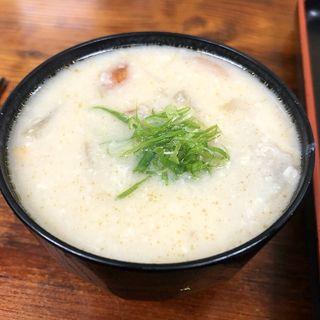 粕汁(京味菜 わたつね )