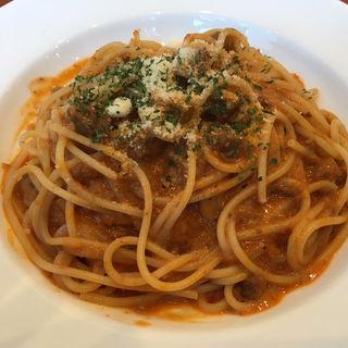 クリーミーボロネーゼ(イタリアン・トマトカフェ 鈎取ショッピングセンター店 )