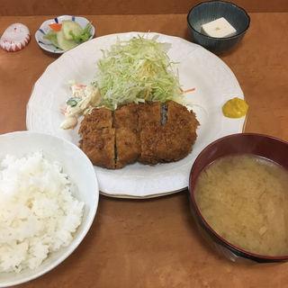 ヒレカツ定食(つか家 )