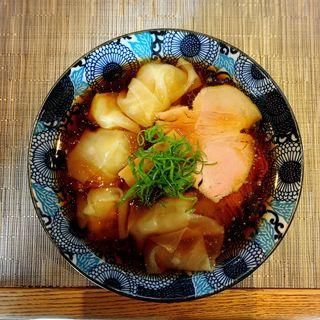 肉ワンタン中華そば(柴崎亭 )