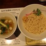 塩生姜つけ麺