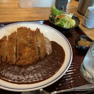 チキンカツカレー(車 浜松町店 )