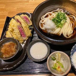 牛天ランチ(こと平 南店 )