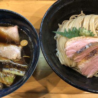 蒸籠風つけ麺300g(大阪麺哲 (メンテツ))