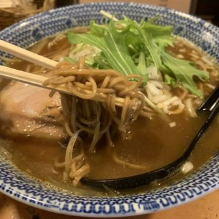 カレー蕎麦(らーめん さんさん  )