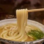 かけうどん(讃岐麺屋 あうん )