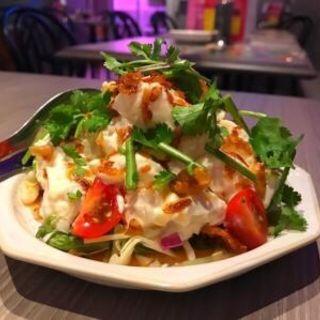 CONROWポテトサラダ(タイ料理 コンロウ恵比寿)