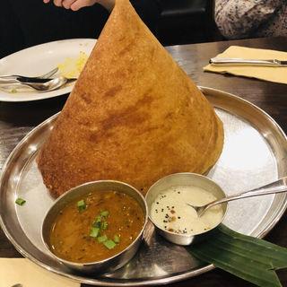 ドーサセット(アーンドラ・ダイニング 銀座 (Andhra Dining GINZA))