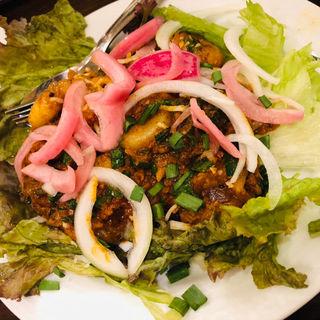 Chana Salada チャナ・サラダ(アーンドラ・ダイニング 銀座 (Andhra Dining GINZA))