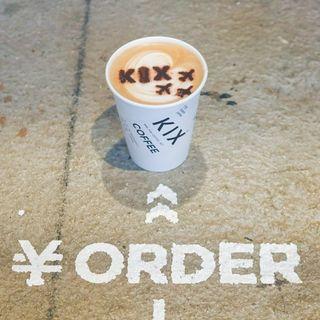 カフェモカ(KIX COFFEE)
