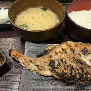 あこう鯛干物(しんぱち食堂 新宿店 )