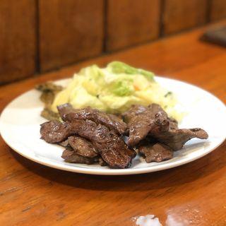 牛舌焼き(牛たん 太助 分店 (たすけぶんてん))