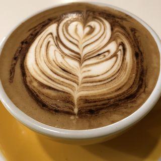カフェモカ(オサル コーヒー)