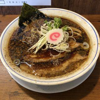 夜空(麺や マルショウ 豊中本店)