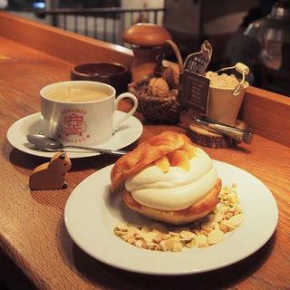 クルミドケーキクリーム いちじく(クルミドコーヒー (KURUMED COFFEE))