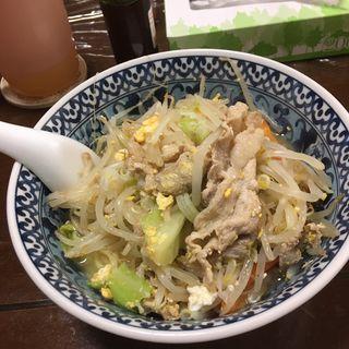 タンメン(創作料理 我家)