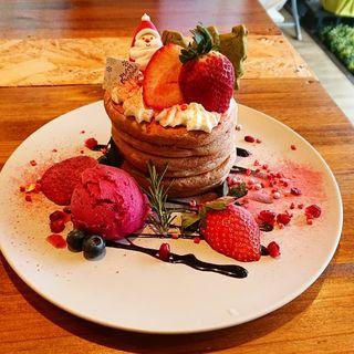 X'mas Pancakes(CAFEKRUZE)