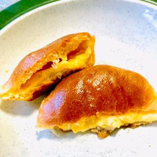 ブリオッシュ カスタードクリームパン