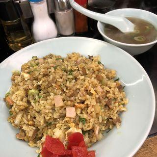 カレー焼めし(さりぽろ )