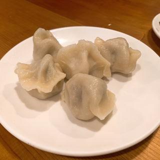 羊香餃子(ラム肉とパクチーの水餃子)(羊香味坊)