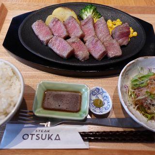 カルビステーキ150g(STEAK OTSUKA)