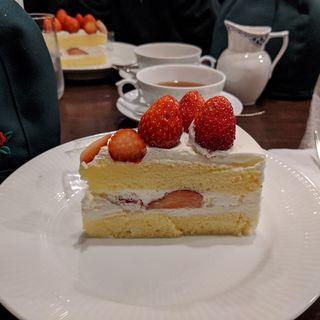 ケーキセット(椿屋珈琲 ひがし離れ )