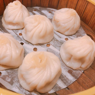 スープ入り小龍包(中国食府 双龍居 天満駅前店 )