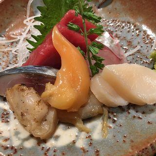 刺し盛り(浜寿司 )