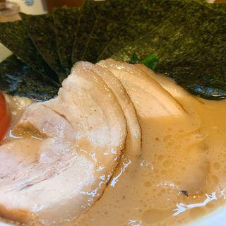 のりチャーシュー麺(ラーメン大桜 藤が丘店)
