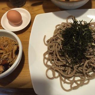 鶏そば(博多盛りそば処 肉そば屋 喰海(くうかい) 天神店)