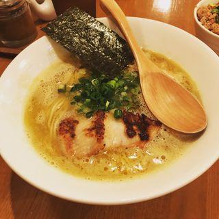 ラーメンぽてり(鶏ポタラーメンTHANK お茶の水 (トリポタラーメン サンク))