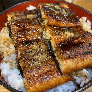 うな丼ダブル(宇奈とと 八丁堀店)