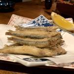 キビナゴの天ぷら