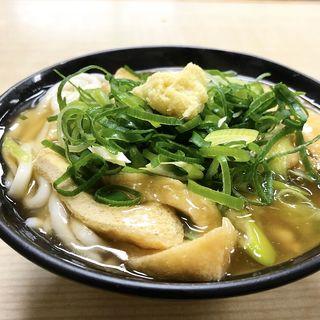 たぬきうどん(殿田 )