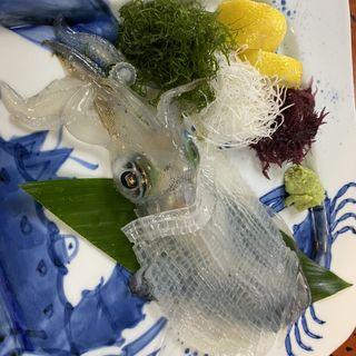 活イカ(河太郎 中洲本店 (かわたろう))