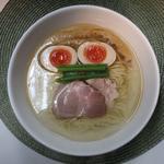味玉塩らぁ麺(麺や金時 )
