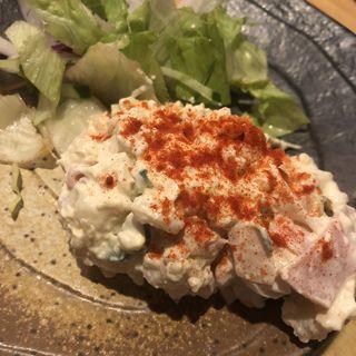 ポテトサラダ(こま )