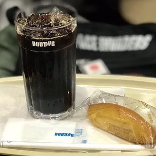 アイスコーヒーS/スイートポテト(ドトールコーヒーショップ 浅草橋南店 )