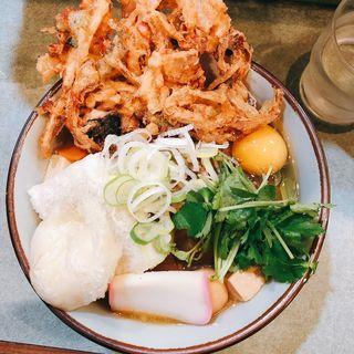 豚汁そば(文殊 浅草橋店 (もんじゅ))