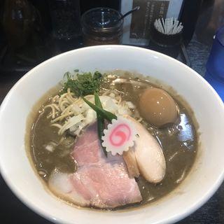 味玉濃密な煮干そば(中華そば いづる)