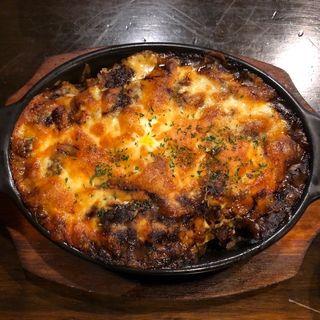 りゅうちゃんの焼きチーズカレー(創作家庭料理モコ )