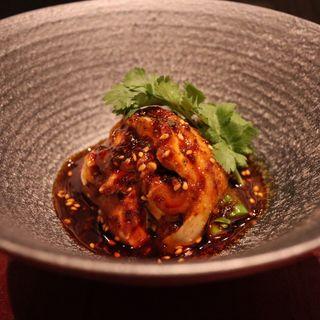 よだれ鶏(4000Chinese restaurant)