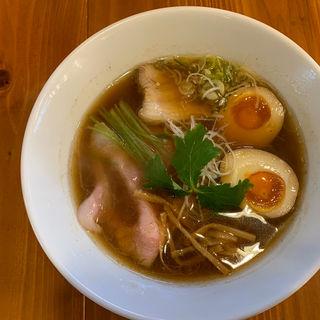 醤油らぁ麺(らぁ麺TORRY)