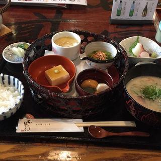 粕汁膳(神戸酒心館)