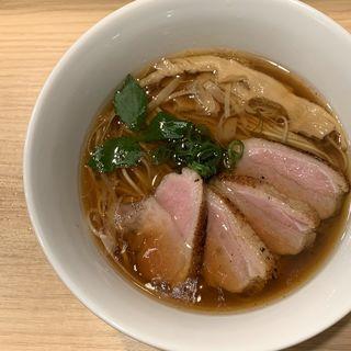 贅沢鴨ロースの醤油らーめん(らーめん MAIKAGURA)