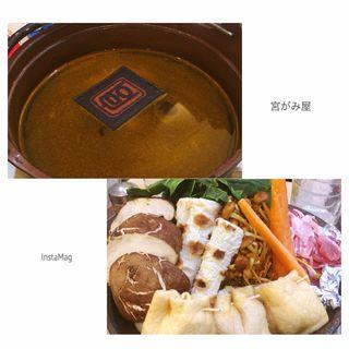 カレー鍋(宮がみ屋 本店 )